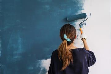 Tinteggiatura Muro
